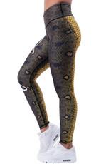 Anarchy Apparel Anarchy Apparel Compression Legging Anaconda