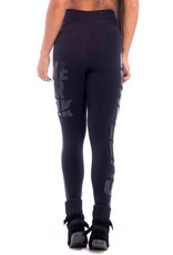 Superhot Superhot Legging Make Your Mark Black