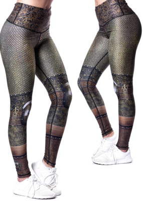 Anarchy Apparel Anarchy Apparel Compressie Legging  Siren
