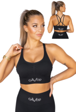 Gavelo Gavelo Seamless Bra Black