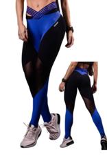 Superhot Superhot Legging Blue