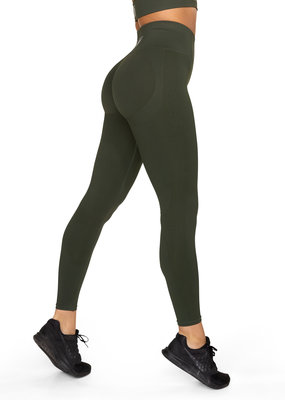 Gavelo Gavelo Seamless Legging Booster Forest Green