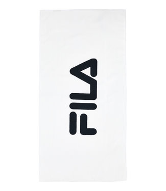 "Fila Fila ""logo"" towel handdoek"