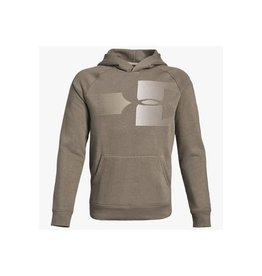 Under Armour UA kids rival logo hoody