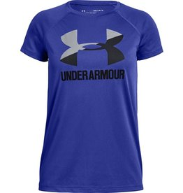 Under Armour UA Big Logo Tee Solid SS