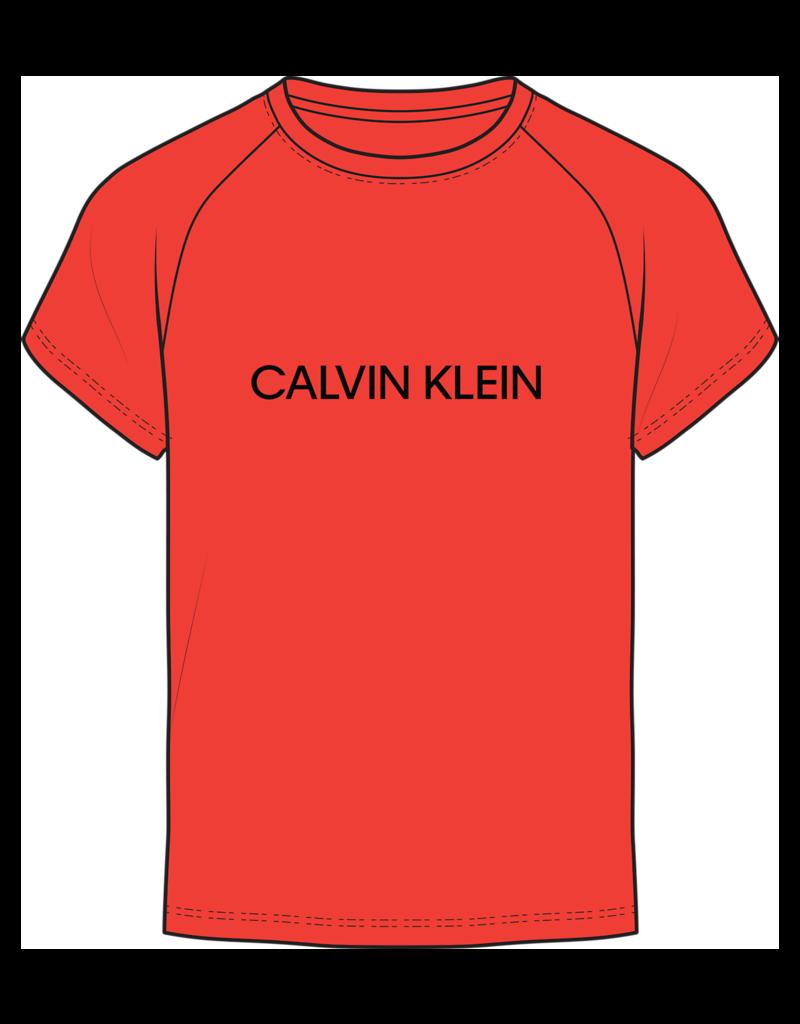 Calvin Klein Logo Tee SS Mens