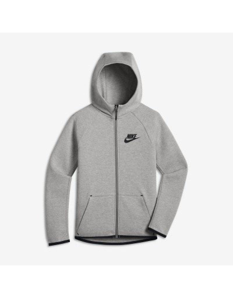 Nike Nike tech fleece hoodie kids