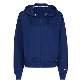 Tommy Sport Tommy Sport FZ Hoody with tape