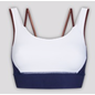 Tommy Sport Tommy Sport Double Strap Mid Support Bra