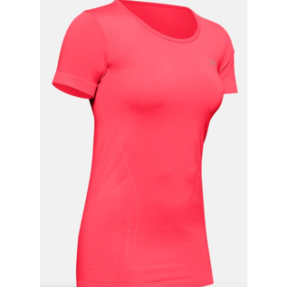 Under Armour UA Seamless SS RED