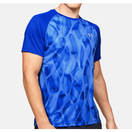 Under Armour Under Armour ISO-CHILL printed SS BLU