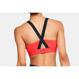 Under Armour Under Armour Rush mid bra red