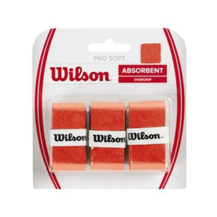 Wilson Wilson soft overgrip ABSORBENT