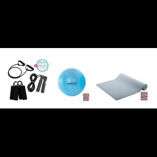 VirtuFit Fitnesspakket XL inclusief yogamat