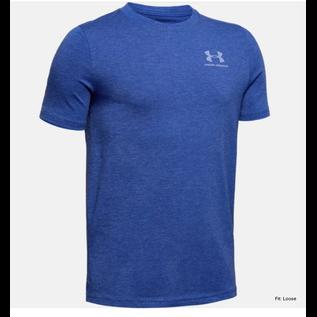 Under Armour Under Armour Cotton T-Shirt Boys
