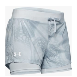 Under Armour Under Armour WL 2-in-1 Short