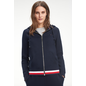 Tommy Sport Tommy Sport Heritage zipthrough hoodie