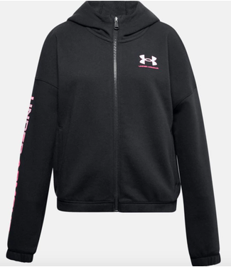 Under Armour Kids Rival Fleece FZ Hoodie