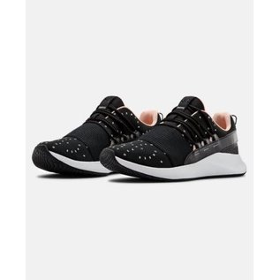 Under Armour W Charged Breathe MCRPRNT Black