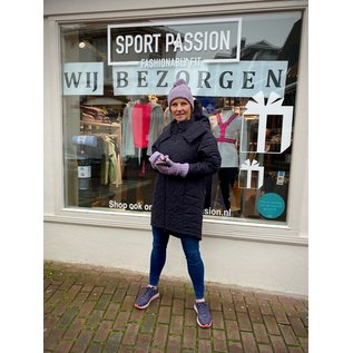 Odlo Coat Zaha warme jas 50% korting