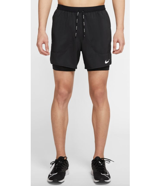 Nike Nike Eclipse Flex 2-in-1 Korte Broek Heren