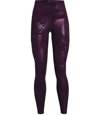 Under Armour Under Armour Rush legging donker rood