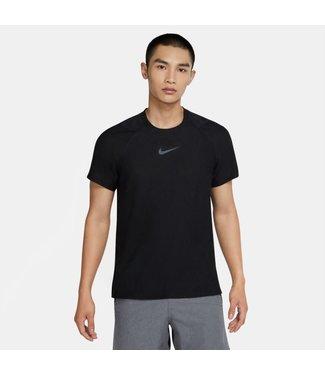 Nike Nike Pro Aerodapt Korte Mouwen T-shirt Heren
