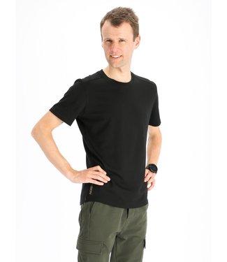 Fusion Fusion Recharge Merino korte mouw T-shirt voor Heren