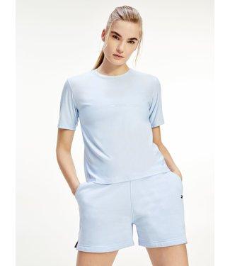Tommy Hilfiger Dames T-shirt met open rug