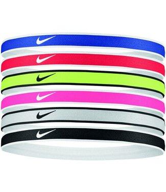 Nike Nike Jacquard Haardband 6-pack