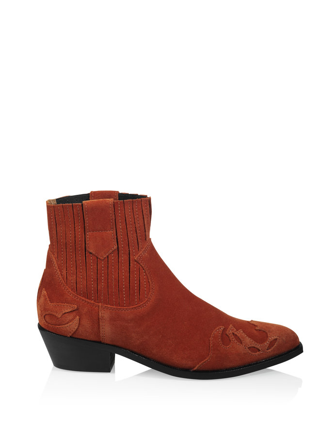 Boots Austin Flame rust