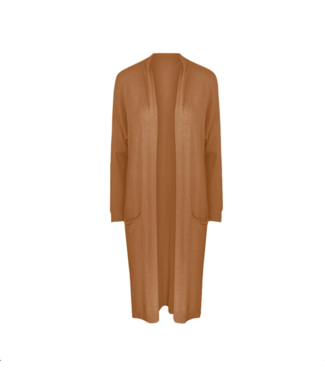 Vest Lara camel