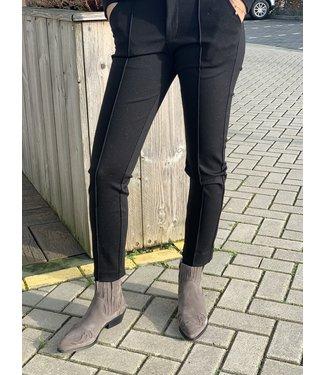 Ambika Pantalon Yeardley zwart