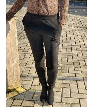 Rebelz Pantalon REB-1792 zwart