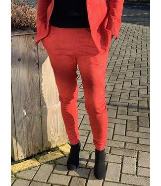 Rebelz Pantalon REB-1792 rood
