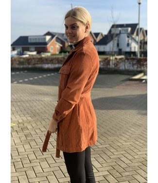 Ambika Blouse Safe roest