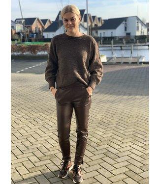 Ambika Pantalon Binsone bruin
