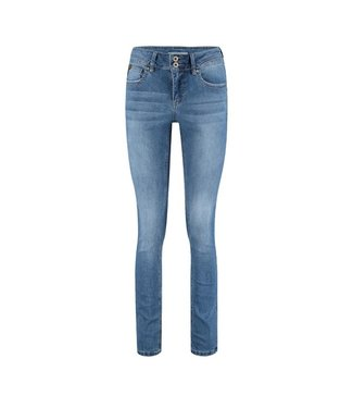 Red Button Jeans Cathy l.blue used