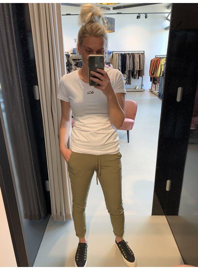 Pantalon Penny olijf
