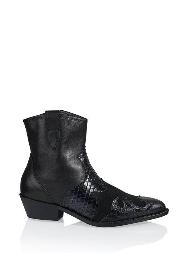 Boots Lucca mix jacinta