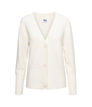 &Co Women Vest Barbara off white
