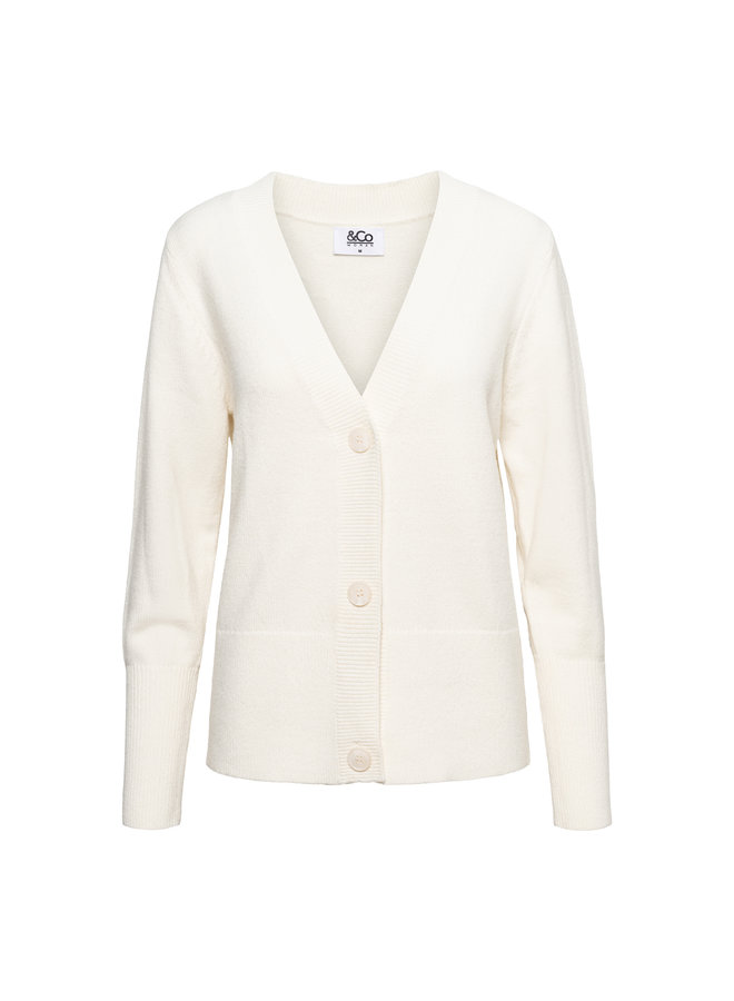 Vest Barbara off white