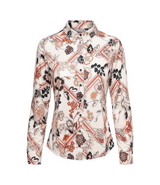 &Co Women Blouse Lotte Jersey off white