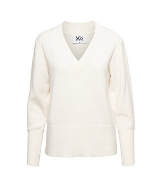 &Co Women Trui Barbara off white