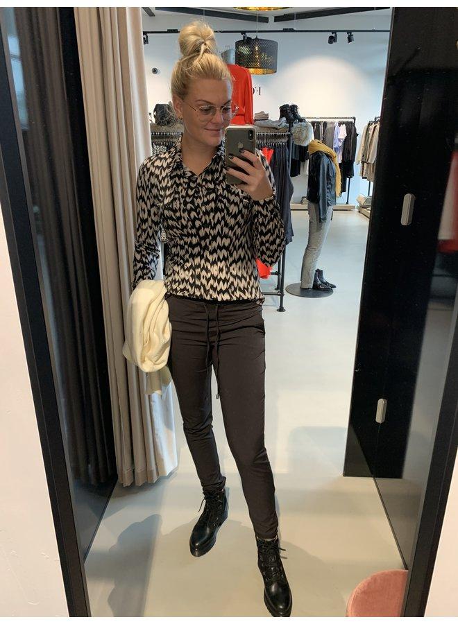 Pantalon Penny black coffee