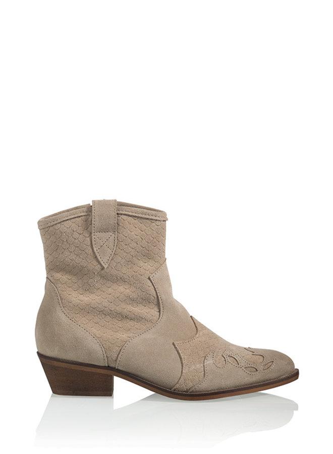 Boots Lucca beige
