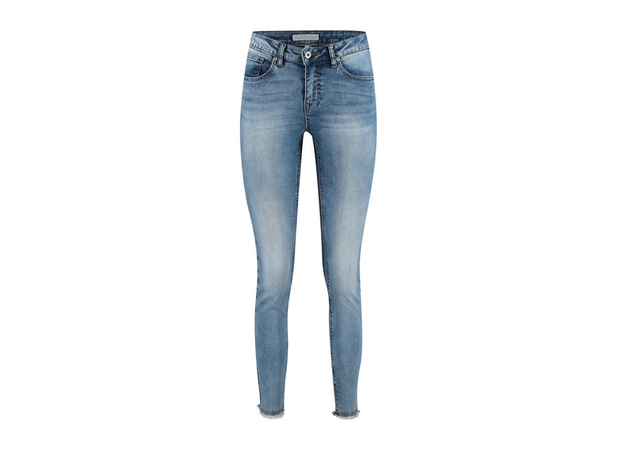 Jeans Sofie skinny stone used