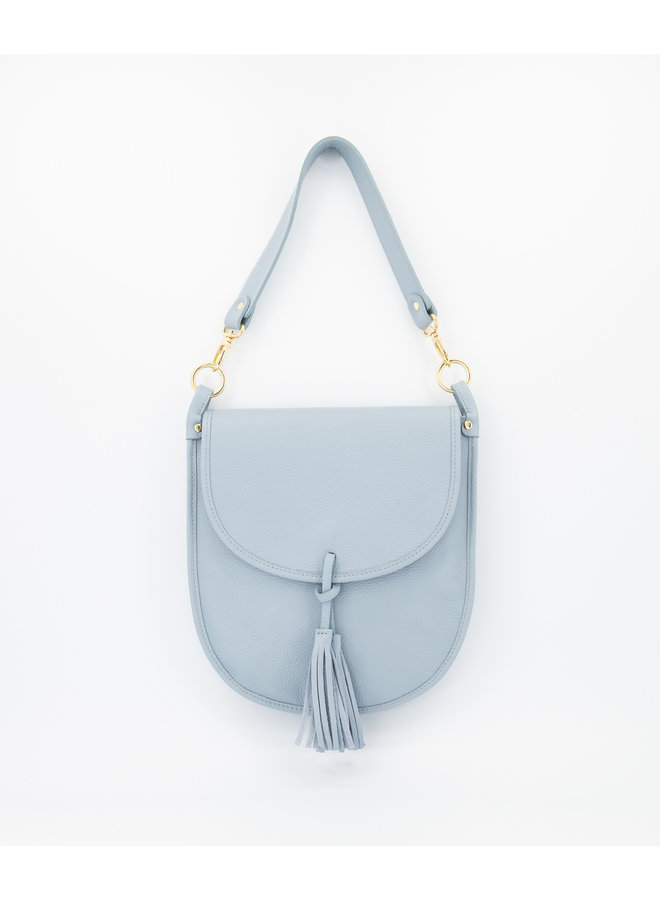 Tas Meghan licht blauw