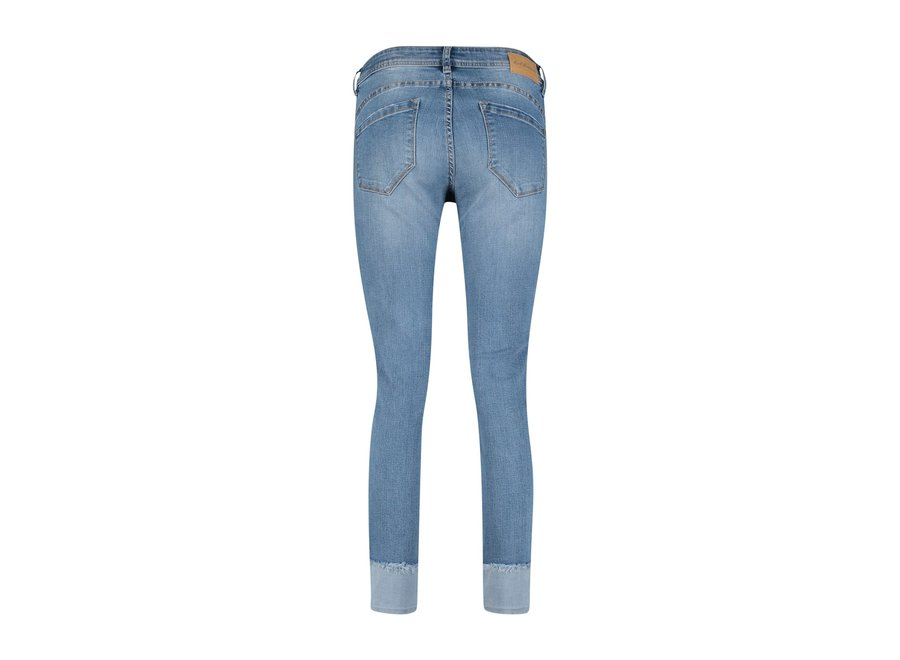 Jeans Lulu light blue denim