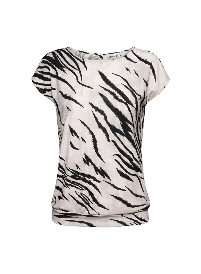 Top Lilly zebra zand